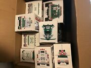 Hess Trucks Lot. 23 Trucks With Boxes Starting With The 1987 Truck.