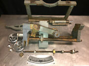 Vintage Delta Rockwell Tilting Arbor Table Saw 34-425 Arbor/trunnion Assembly