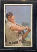 1953 Bowman Color 59 Mickey Mantle - Vg/ex - New York Yankees