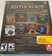 Dungeons And Dragons Anthology The Master Collection Ntsc Atari Brand New Sealed
