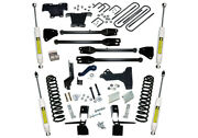 Superlift 17-19 Ford F-250/f-350 Superduty 4wd Diesel Only 6in 4-link Lift Kit
