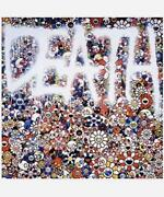 Takashi Murakami Death Flower Poster Limited To 300 Sheets