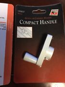 Andersen Operator Handle Compact Style Handle In White Color