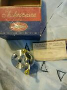 Vtg Shakespeare President No.1970 - Model Gd W/ 2 Piece Box And Papers