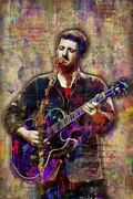 Sturgill Simpson 20x30in Tribute Poster Strurgill Simpson Country Free Shipping