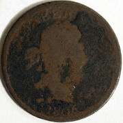 1806 Us Large One Cent Penny Estate Unsorted As Found