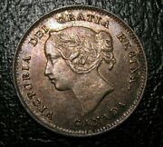 Old Canadian Coins Choice 1896 Silver Canada Five Cents Beauty
