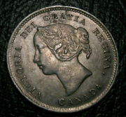 Old Canadian Coins 1898 Canada Silver 5 Cents Better Date Beauty