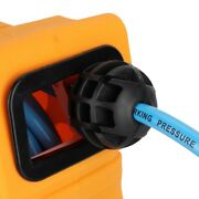Part Compressed Air Hose Reel Retractable Abs Housing Workshop Pneumatic Tool 15
