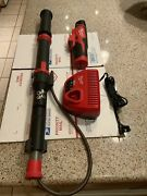 Milwaukee M12 Trap-snake 12v Lithium-ion Cordless 4'urinal Auger W/bat And Charger