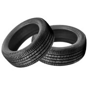 2 X New Continental Crosscontact Lx Sport 285/45/20 112h Touring All-season Tire
