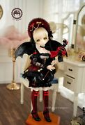 Dollfie Dream Dd Outfit Set Halloween Vampire From Japan F/s