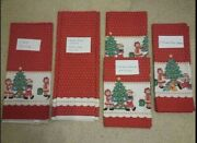 Raggedy Ann And Andy Vintage Fabric. Daisy Kingdom Number 1758 Christmas Border
