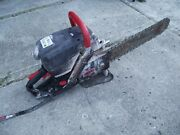 Ics 695xl Gc 16 Concrete And Utility Pipe Gas Chainsaw + Guidebar