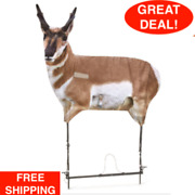 Montana Decoy Eichler Antelope With Stand Opens Quickly Folds Up Small 39 X 37