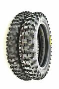 Maxxis Maxxcross It Front And Rear Tires W/ Hd Inner Tubes, 70/100-17 And 90/100-14