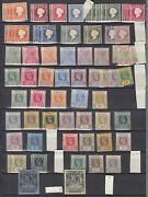 Gambia Stockpages With A Useful Mint / Unmounted Mint - 3940