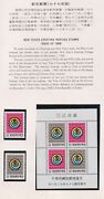 Taiwan Year Folders Issued By The Postal Authority - 31606