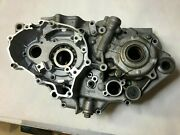 1999 Yamaha Wr400f Engine Cases Andndash Left And Right Matched Pair W/ Bolts