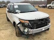 Engine 3.5l With Turbo Vin T 8th Digit Fits 13-19 Explorer 2932213
