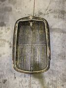 1934 Ford Truck Grille Fomoco Grill