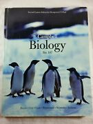 Campbell Biology Bio 107, 2nd Custom Edition For Montgomery College, Pb Book