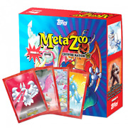 10 2021 Topps Metazoo Cryptid Nation Series 0 - 30-card Pack Sealed - 10 Boxes