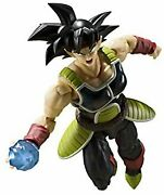 S.h. Figuarts Db Dragon Ball Z Bardock 145mm Pvc And Abs Action Figure