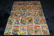 The Invaders 1 - 41 Captain America Submariner Human Torch 1975 Thor Lot 100 126