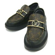 Louis Vuitton Academy Line Loafers Women's Casual B Rank 82 Previously No.4881