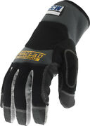 Ironclad X-large Black Cold Condition Waterproof Shop Gloves P/n Ccw2-05-xl
