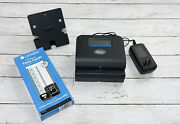 Lathem 800p Thermal Print Time Clock- Power Cable Mount And 45 Time Cards