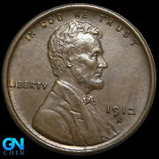 1912 S Lincoln Cent Wheat Penny -- Make Us An Offer K8899