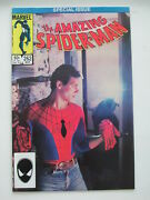 Amazing Spiderman 262 Vf Unmasked Combined Shipping See 12 Photos