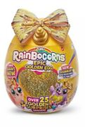 New Limited Edition Golden Egg Rainbocorns With Over 25 Golden Surprises