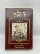 The Bible With Illustrations By Mj Hummel Sealed See Details