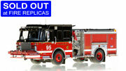 Chicago Fire Department Spartan Engine 95 1/50 Fire Replicas Fr024-95 Sold Out