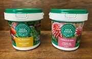 Gaia Green Power Bloom 2-8-4 And All Purpose 4-4-4 Fertilizers In 2kg Jugs From Tx