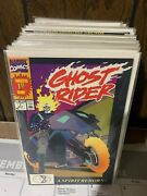 Ghost Rider 1-44 And Annual 1 Complete Run marvel 1990 46 Issues Rare 5 Reprint