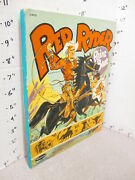 Red Ryder 1953 Tv Western Show Cowboy Coloring Comic Book Unused Fred Harmon 128
