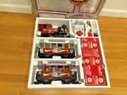 Lgb G Scale 72534 Christmas Train Set New In Box -complete