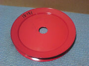 Snapper Rear Engine Riding Lawn Mower Deck Pulley. 7018781yp New Oem Part F-14