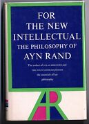 Ayn Rand For The New Intellectual 1961 First Edition Signed
