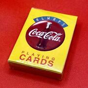 Made In The U.s. Coca Cola Playing Cards Card Vintage