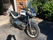 2004 Bmw 1150r Rockster Motorcycle Only 10,265 Miles All Parts All Parts But Eng
