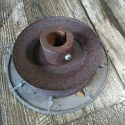 Oem Snapper Rear Engine Riding Mower Friction Disc Drive Plate/pulley 7074187yp