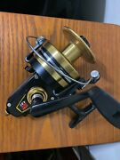 Vintage Penn 9500ss Spinfisher Spinning Reel Made In The Usa