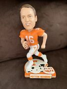 Peyton Manning Tennessee Volunteers Vols Forever Rare Bobblehead 418 Of 2009