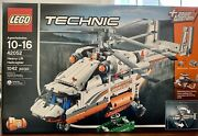 Lego Technic 42052 Heavy Lift Helicopter With Power Functions New In Sealed Box