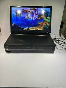 Toshiba Dvd/vcr Combo Player Sd-v296-k-tu W/remote Control Tested And Working
